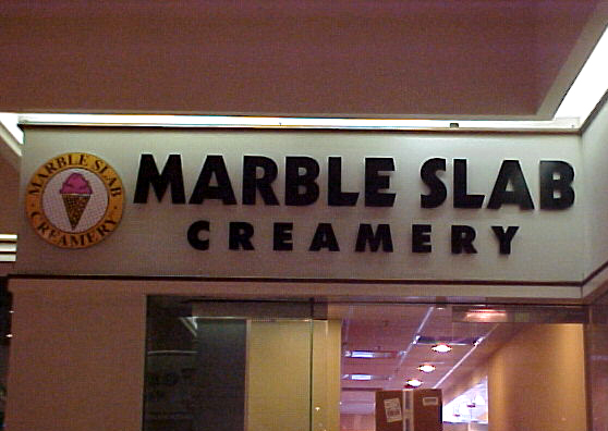 Interior Dimensional Signs & Letters - Made and Installed
