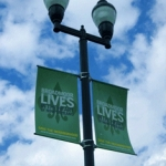 Broadmoor Lives New Orleans Banners