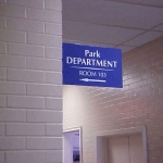 indoor signage product image