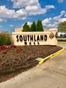 Southland Mall Sign