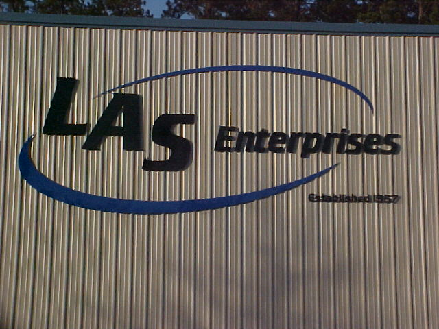 Exterior Dimensional Signs Amp Letters Installed And Made