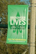 Broadmoor boulevard banners installed New Orleans