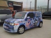 Manufacture and install vehicle graphics in Chalmette for Todd's Technology