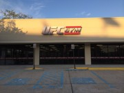 Install sign Metairie channel letters for UFC Gym