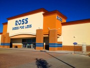 Sign installation New Orleans Louisiana Ross Dress for Less channel letters