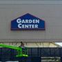 New Orleans sign installation Lowes garden center